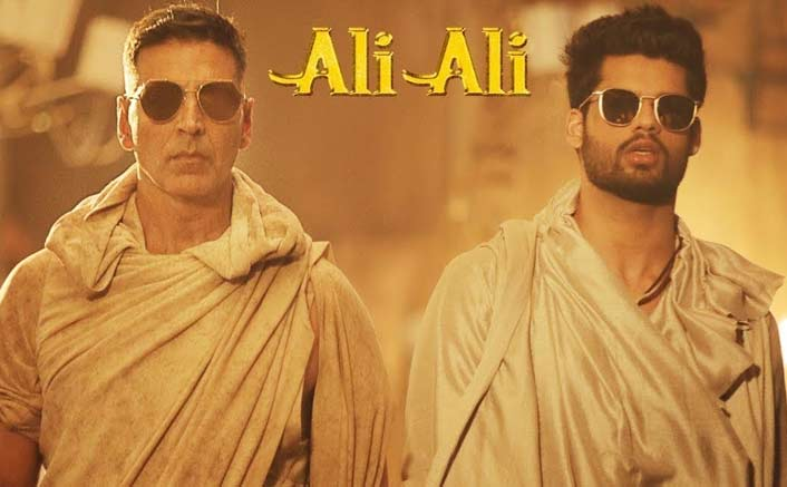 Swag Alert! Akshay Kumar and Karan Kapadia are here to turn on the swag levels with Ali Ali from BLANK