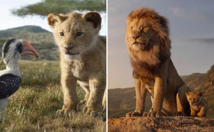 "The brand-new trailer of Disney's ""The Lion King"""