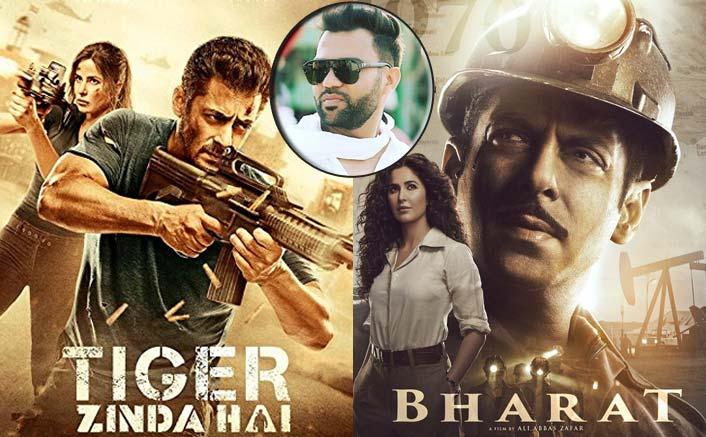 Tiger Zinda Hai & Bharat Happened Back To Back Because Of Salman Khan's Dates, Reveals Ali Abbas Zafar