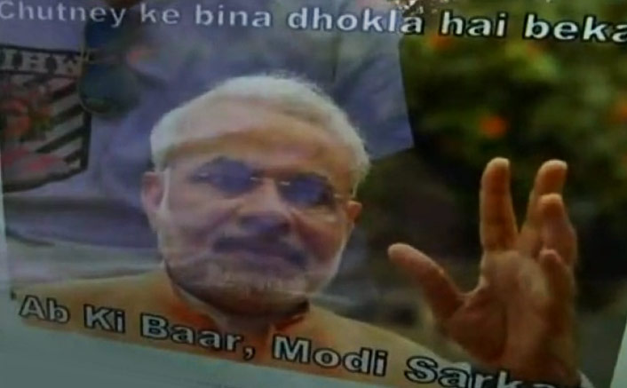 Too Much Fun!! Here's How Narendra Modi Reacted When Akshay Kumar Showed Him Memes