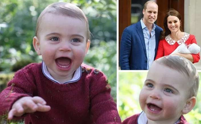UK's Royal Family releases Prince Louis's new images