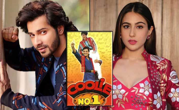Coolie No. 1 Remake: This Govinda-Karsima Kapoor Song To Be Recreated By Varun Dhawan & Sara Ali Khan