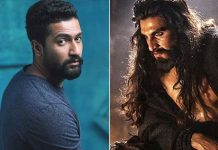 Vicky Kaushal on being compared on his role from Takht with Ranveer Singh's role of Khilji