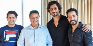 Vidyut to star in action thriller 'Khuda Hafiz'