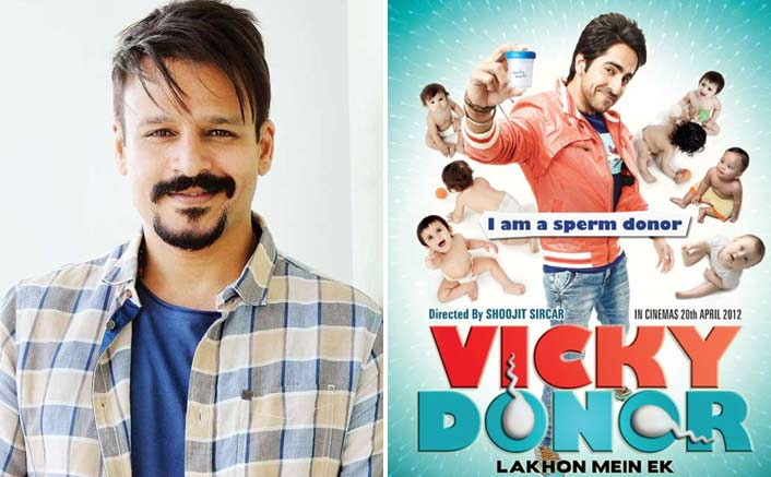 Vivek Oberoi Was Offered Vicky Donor First But His Loss Became Ayushmann Khurrana's Gain