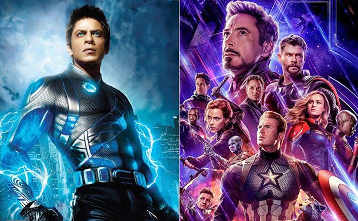 WHAT??? Does Shah Rukh Khan have a cameo in Avengers Endgame?