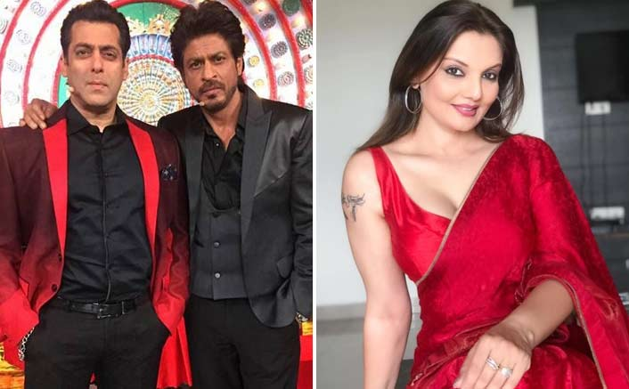 Did You Know? Deepshikha Nagpal Refused To Do This Salman Khan-Shah Rukh Khan Film!
