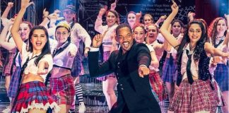 Will Smith grooves to 'Radha' on 'SOTY2' sets