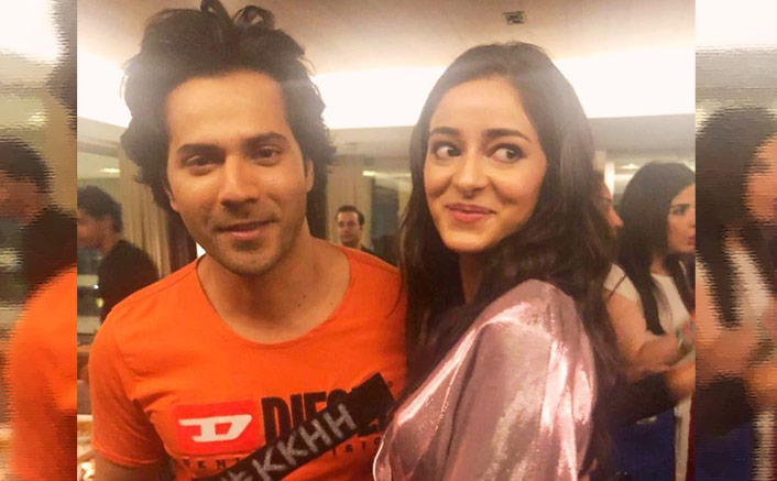 Woah! Ananya Panday Admits That She Is In Love With Varun Dhawan, Says It's A Bit Awkward