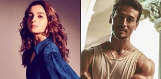 Working with Alia was amazing: Tiger Shroff