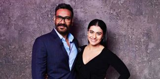 You're more handsome at 50: Kajol tells Ajay