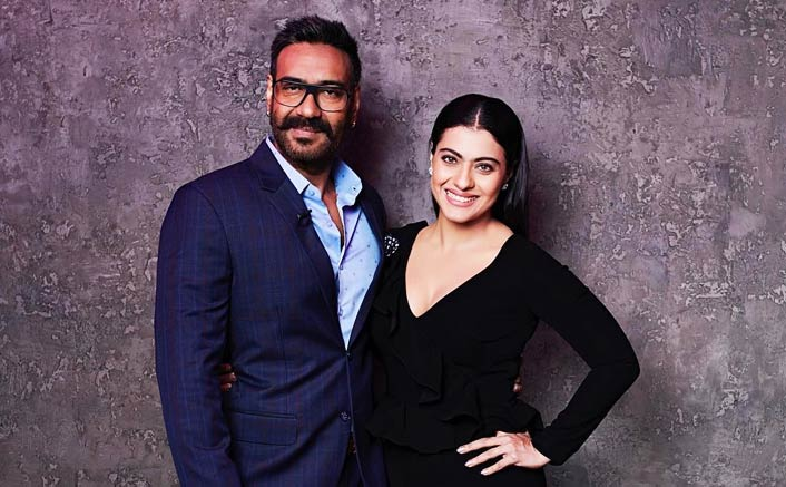 Ajay Devgn Shares A MUSHY Post On Instagram On Kajol's 46th Birthday!