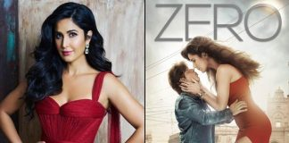 Zero Was Different When It Was First Narrated To Her, Later Space And Genre Changed Says, Katrina Kaif
