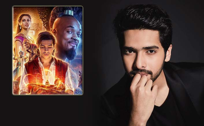Armaan Malik Says Singing For Aladdin Was Challenging For Him