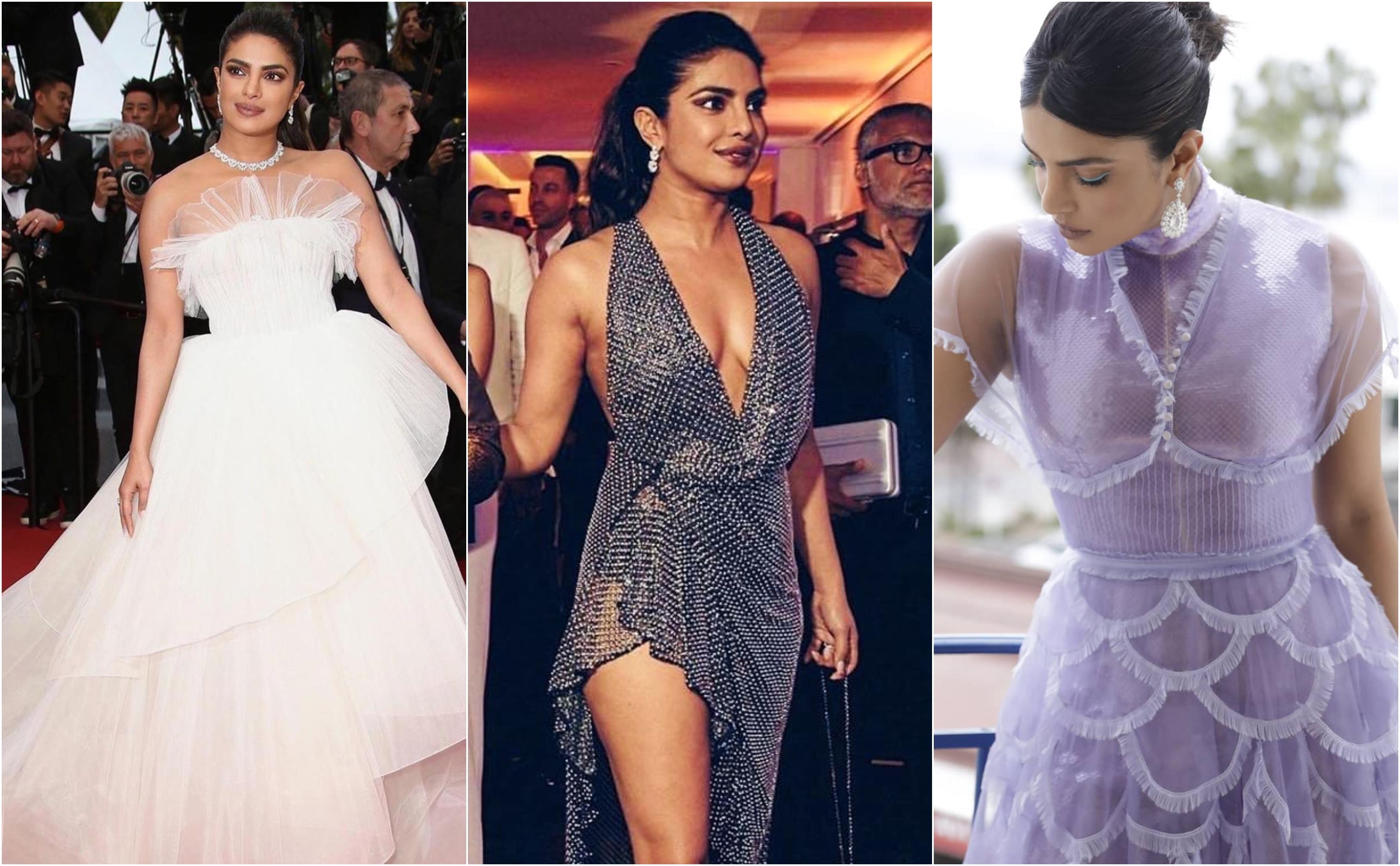 Priyanka Chopra at Cannes 2019