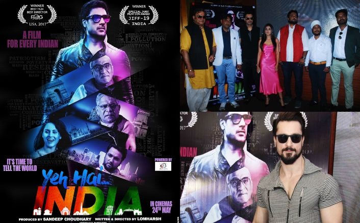 Yeh Hai India Trailer Launch Was A Grand Affair! Here's All About It
