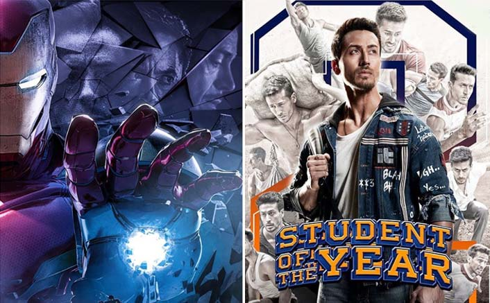 Box Office - Student of the Year 2 has fair first week, Avengers: Endgame is decent too