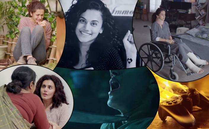 Game Over Trailer: It's Been A Day & We Can't Still Stop Raving About Taapsee Pannu