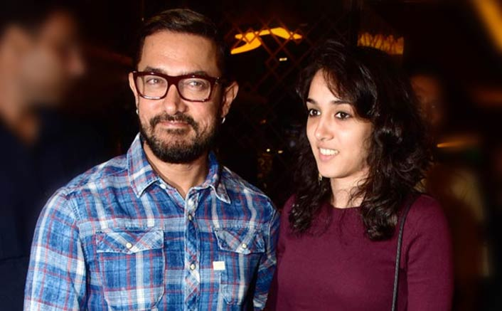 Aamir's special birthday message for daughter Ira