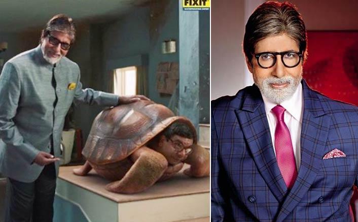 Ad featuring Bachchan sparks online meme fest
