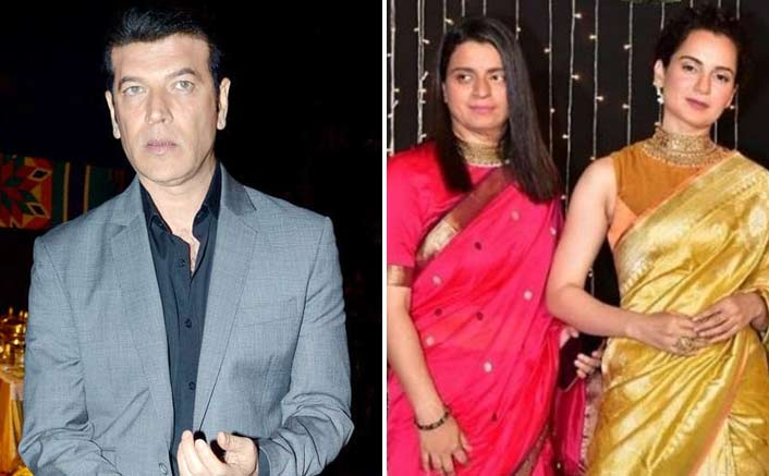 Aditya Pancholi Files A Complaint Against Kangana Ranaut