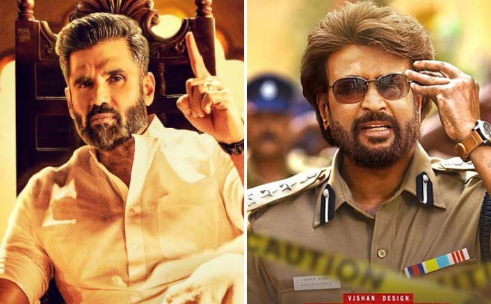 After Akshay Kumar In 2.0, Suniel Shetty To Move Down South & Face Rajinikanth