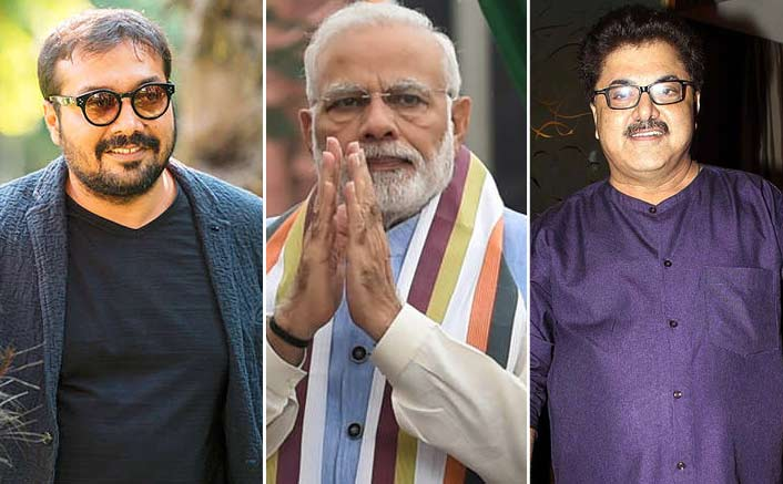 After Anurag Kashyap Asks PM Narendra Modi About His Daughter Receiving Threats, Ashoke Pandit Alleges Him For Photoshopping