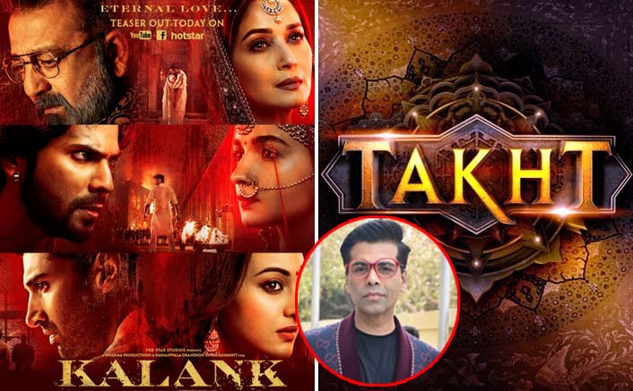 After Kalank Tanked, Karan Johar To Make Changes In Ranveer Singh – Kareena Kapoor Khan Starrer Takht?