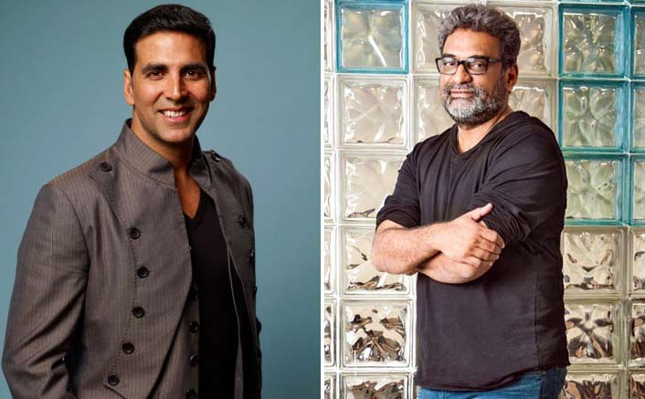 HILARIOUS VIDEO: Akshay Kumar Tries To Steal R Balki's Mobile Phone!