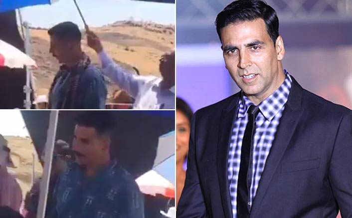 Akshay Kumar's Love For Moustache Continues In Laaxmi Bomb, Watch The Leaked Video