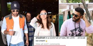 Alia Bhatt Posts Her Vacation Pic Without Ranbir Kapoor, Arjun Kapoor Posts An Epic Comment