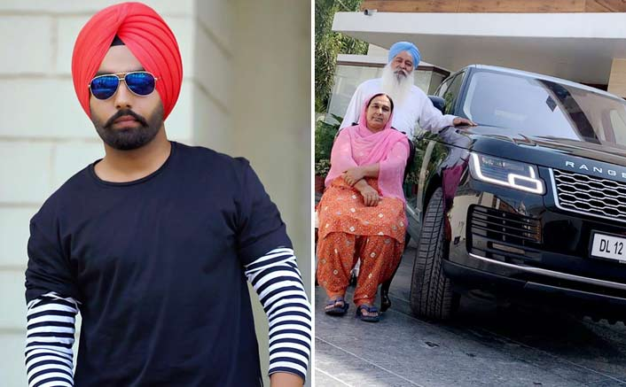 Ammy Virk gifts luxury car to his parents