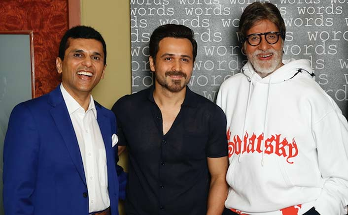 Amitabh Bachchan & Emraan Hashmi's Mystery Thriller To Kick Off This Week!