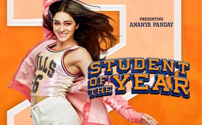 Ananya Pandey benefits most from Student of the Year 2