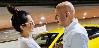 Anupam Kher calls Kangana his 'favourite'