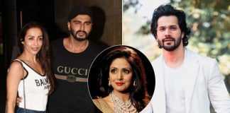 Arjun Kapoor Gives A Stunning Reply To Varun Dhawan Fan Who Accused Him For Hating Sridevi But Dating Malaika Arora