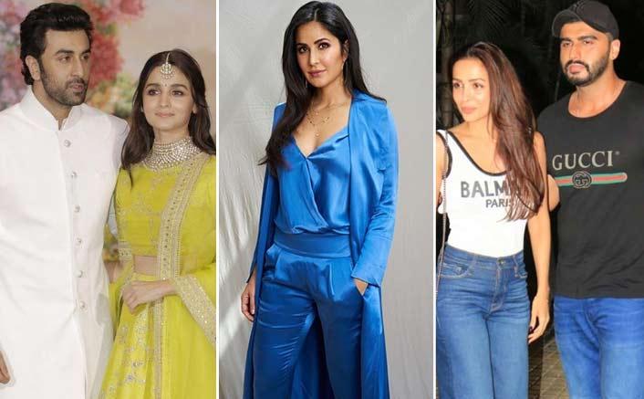 Ranbir Kapoor - Alia Bhatt Or Arjun Kapoor - Malaika Arora? Katrina Kaif Will Prefer To Attend THIS Wedding & The Reason Is Valid