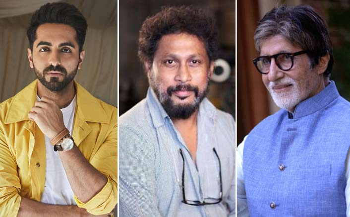 Ayushmann Khurrana & Amitabh Bachchan Collaborates For Shoojit Sircar's Next!