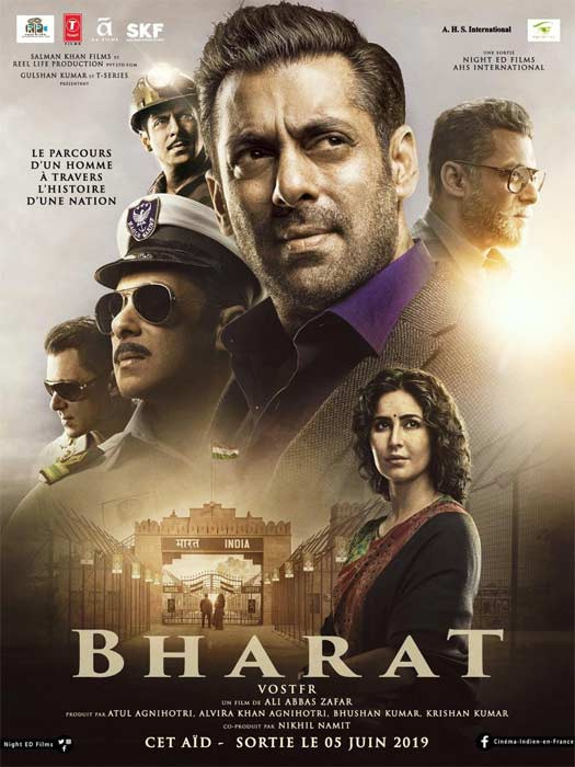 BREAKING: Salman Khan & Katrina Kaif 's Bharat To Have A WIDEST Release In France & Germany!