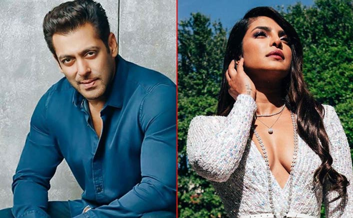 "Salman Khan Is Not Upset With Priyanka Chopra For Exiting From Bharat; Says, ""It's A Gutsy Thing"""