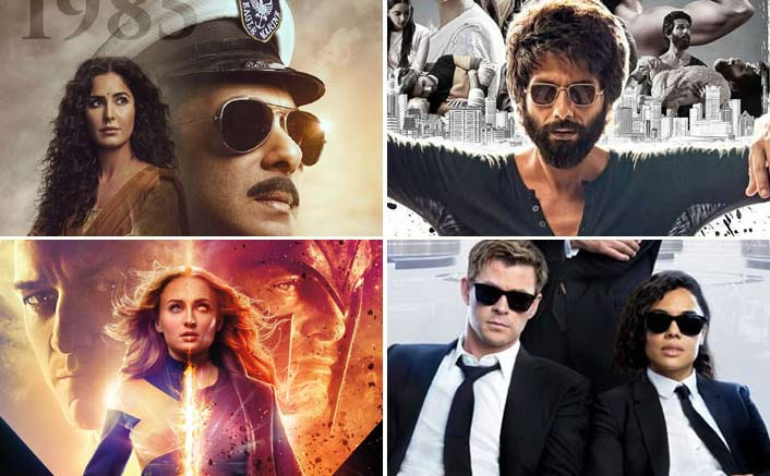 From Salman Khan's Bharat To Shahid Kapoor's Kabir Singh; A Horde Of Movies To Take On Cricket World Cup Fever