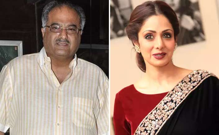 What went behind Sridevi's 'Kaante nahin...'