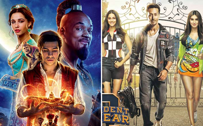 Box Office - Aladdin has a good weekend, Student of the Year 2 crossed Student of the Year