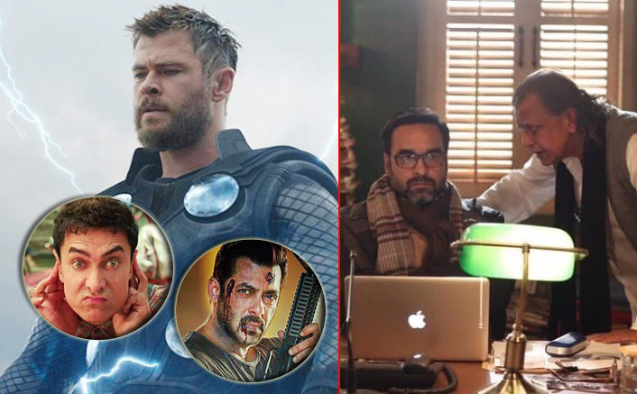 Box Office - Avengers: Endgame crosses PK and Tiger Zinda Hai lifetime, The Tashkent Files aims to survive SOTY2 challenge