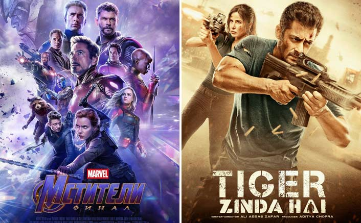 Box Office - Avengers: Endgame does well in Week Two, to cross lifetime of Salman Khan's Tiger Zinda Hai today