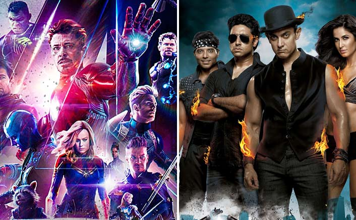 Box Office - Avengers: Endgame goes past Dhoom 3 lifetime in just 9 days