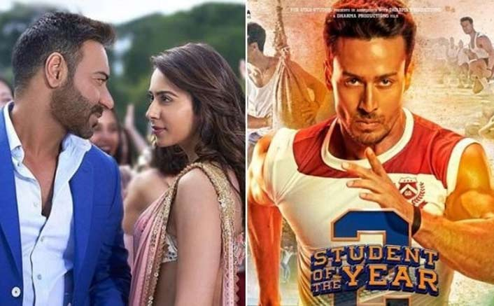 Box Office Collections: De De Pyaar De Is Stable On 2nd Friday, Student Of The Year 2 To Go Past Student Of The Year This Weekend