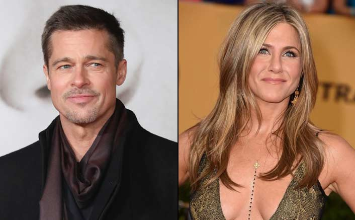 Are Brad Pitt & Jennifer Aniston 'On A Break'? Brad FINALLY Responds