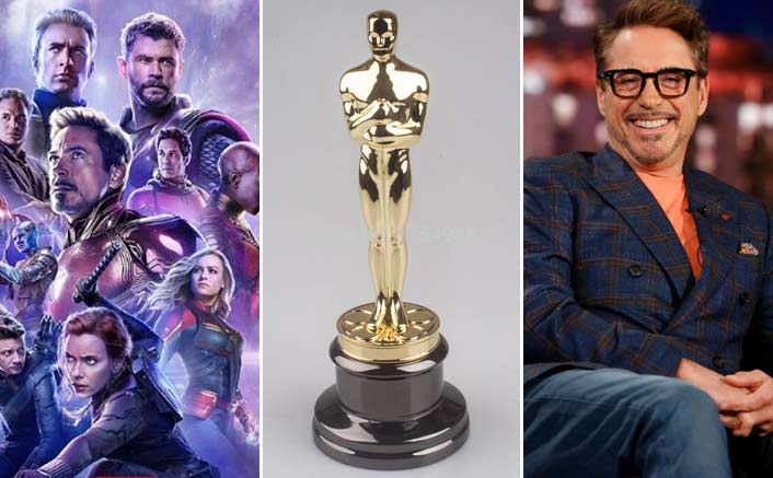 BREAKING: Avengers: Endgame For Best Picture & Robert Downey Jr For Best Supporting Actor At Oscars 2020?