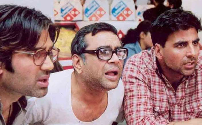"""Suneil Shetty Finally Confirms Akshay Kumar, Paresh Rawal Starrer Hera Pheri 3: """"It Is Very Much Alive & It Will Happen With The Three Of Us"""""""